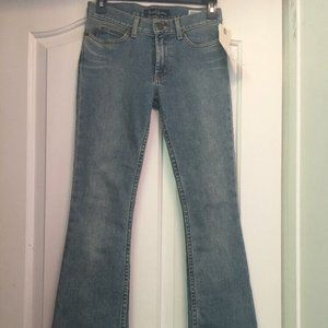 EARL JEANS A29 Blue Boot Cut Jeans Size 24 (26x31)
